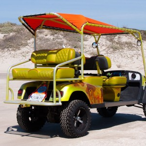 Port A Low Life Dune Buggy - golf cart rentals from Port A Beach Buggies